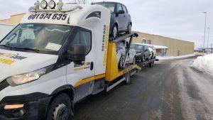 transport aut z Niemiec