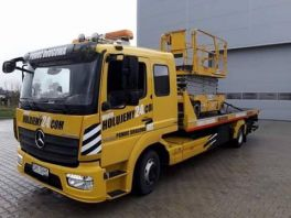 transport maszyn budowlanych 1