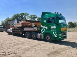 transport maszyn budowlanych 2