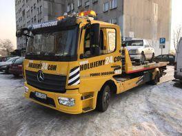 całodobowa pomoc drogowa Katowice