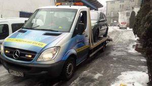 pomoc drogowa Katowice całodobowo
