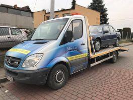 pomoc drogowa w Rudzie Śląskiej